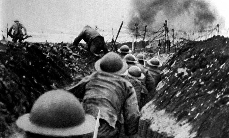 Cambios Doctrinales En La Primera Guerra Mundial Conclusiones I Estudios Estratégicos Universidad De Granada